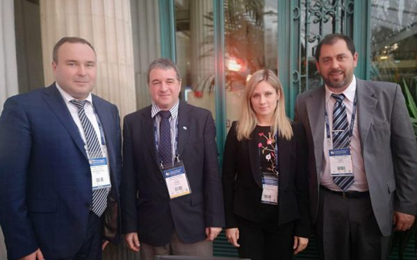 GLAVKOSMOS AT THE WORLD SATELLITE BUSINESS WEEK: NEW IDEAS AND PROSPECTS FOR COOPERATION
