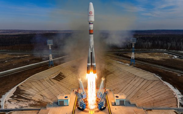 The second fully commercial launch from Vostochny was a success