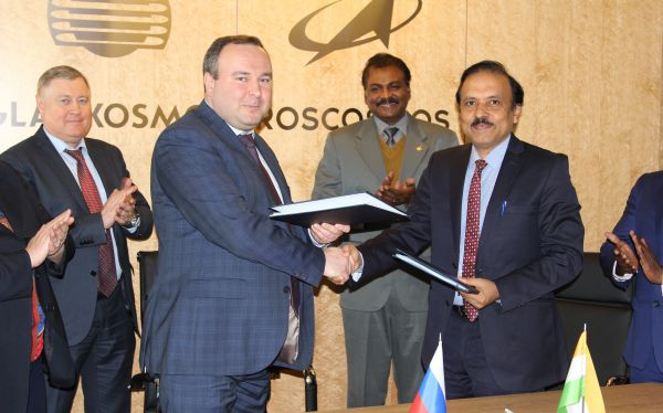 Glavkosmos to Help India with Heating and Life Support Systems for Gaganyaan Spacecraft